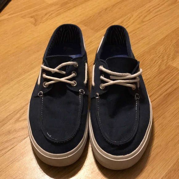 85f27ff724 Poshmark Shoes Navy Sperry Vans Blue OIUawqqnH